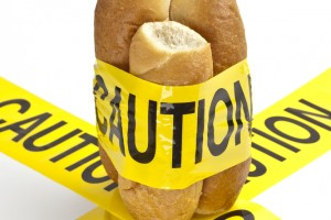 bread-gluten-free-caution