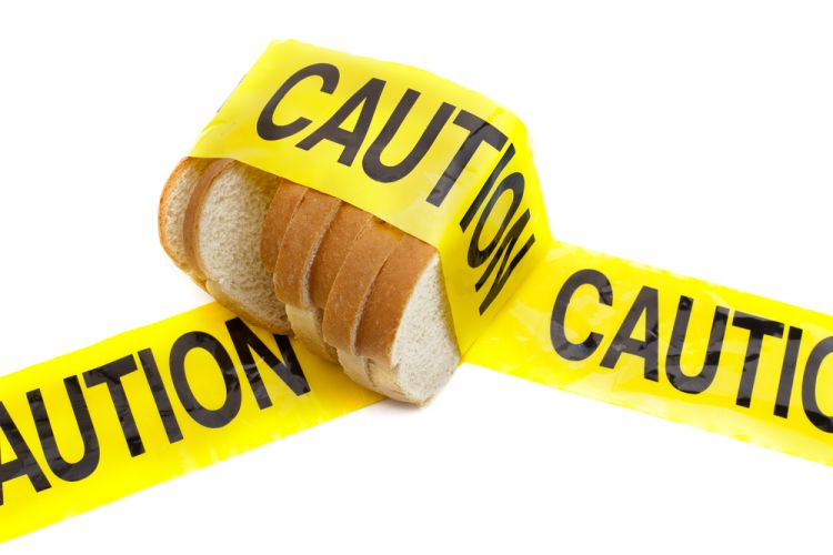 gluten-free-bread-caution