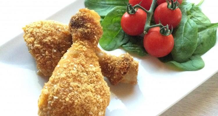 chicken-with-honey-corn-flake-crumb