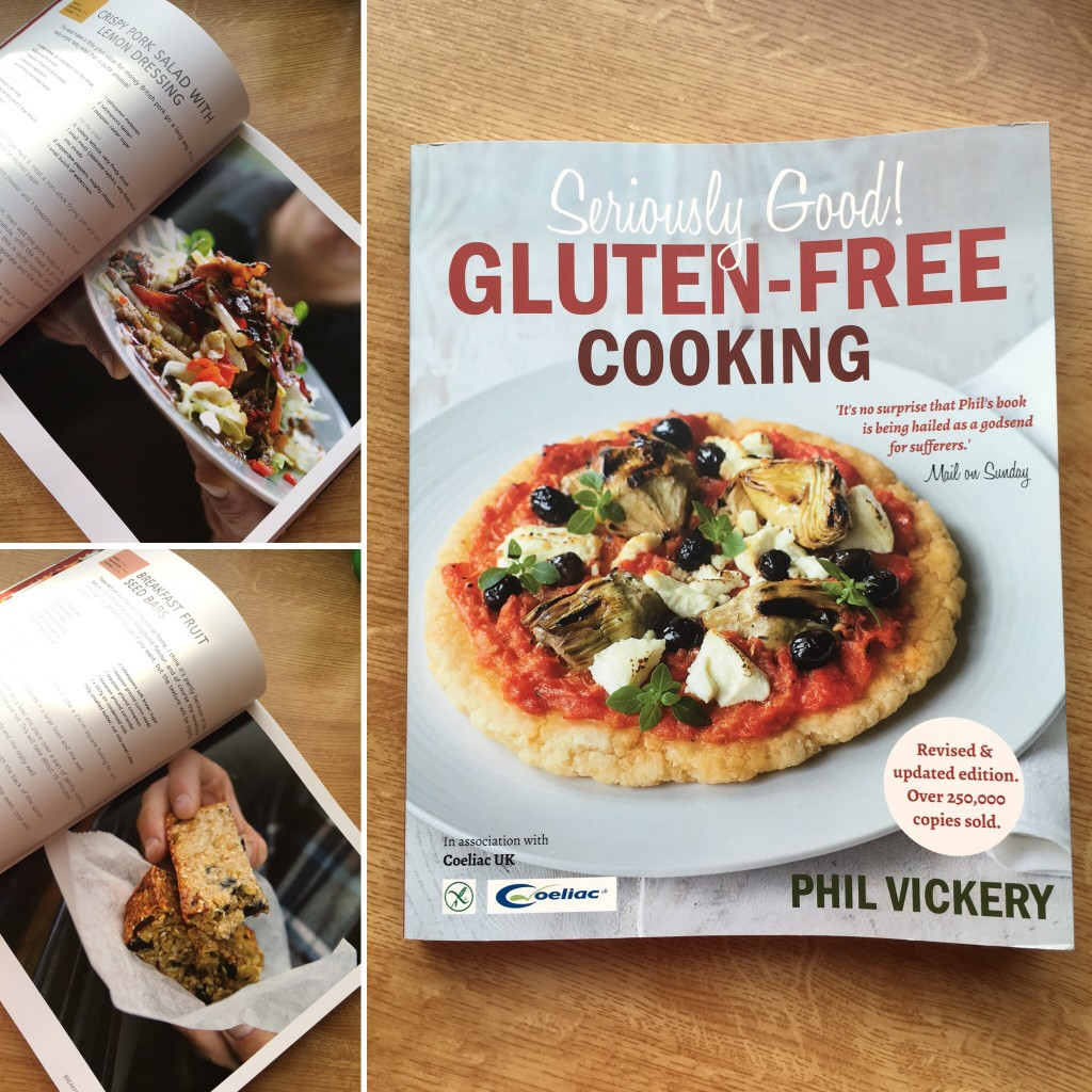 ... copy of Phil Vickery's latest gluten-free cookbook! - Fit Gluten Free