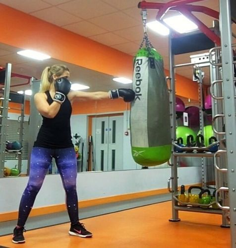 Punchbag-gym-workout