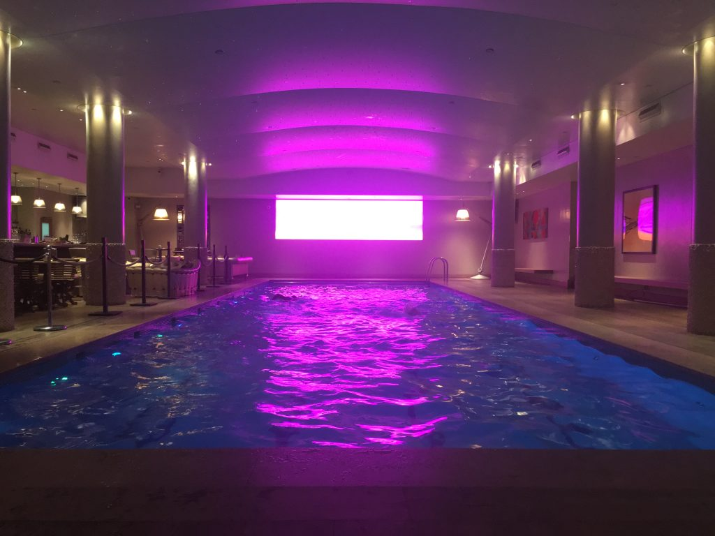 The-beautiful-pool-at-Haymarket-Hotel