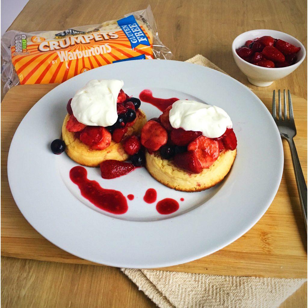 Gluten-free-crumpet-brunch-recipe-for-Newburn-Bakehouse