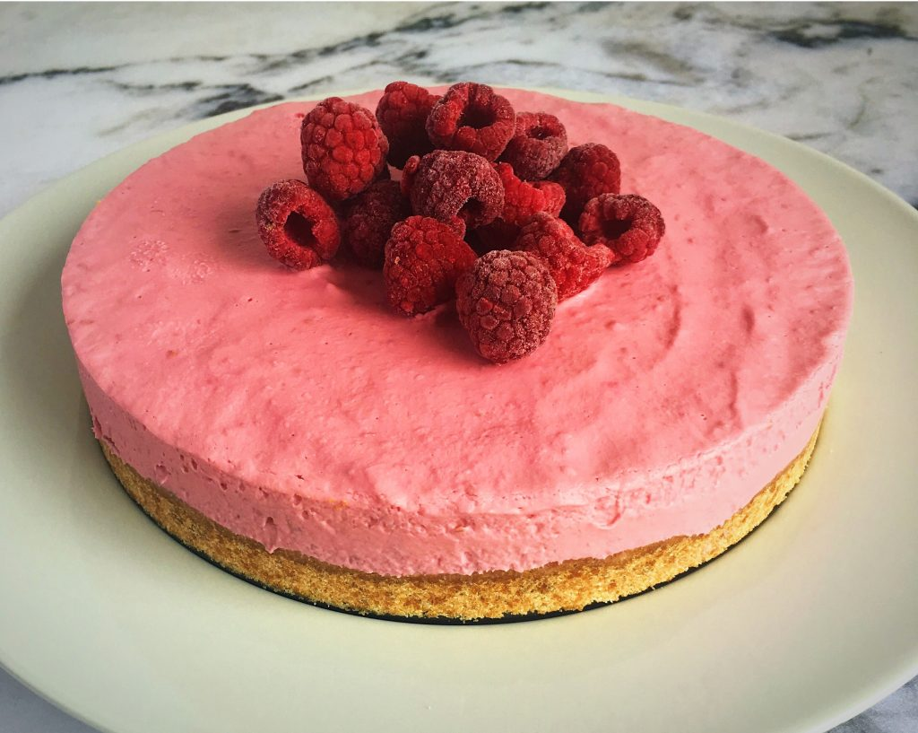 Gluten-free-healthy-cheesecake
