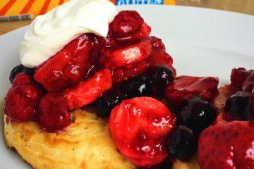 Gluten-free-sweet-crumpet-brunch-recipe-for-Newburn-Bakehouse (2)